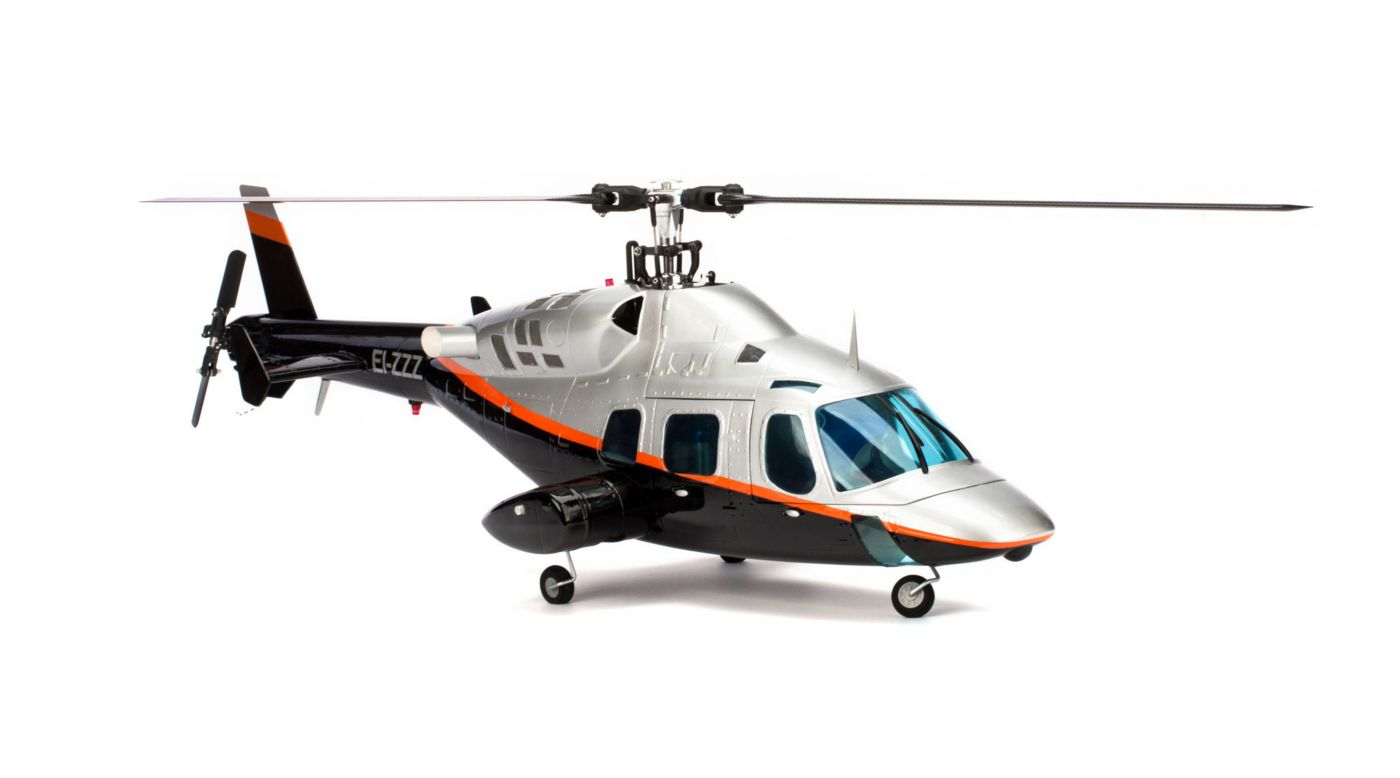 Image for 500 Bell 222 Body Set from HorizonHobby