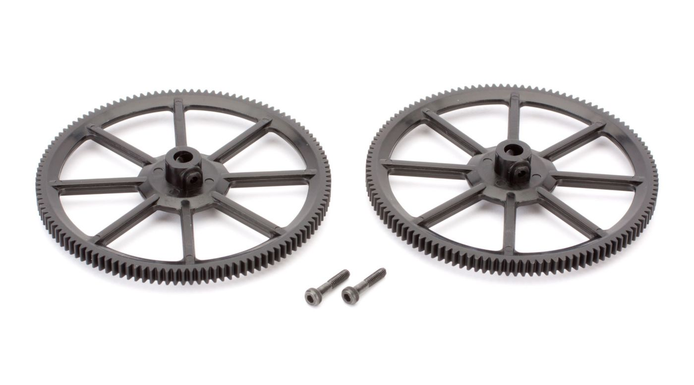 Image for Main Gear with Hardware (2): 200 SR X from HorizonHobby