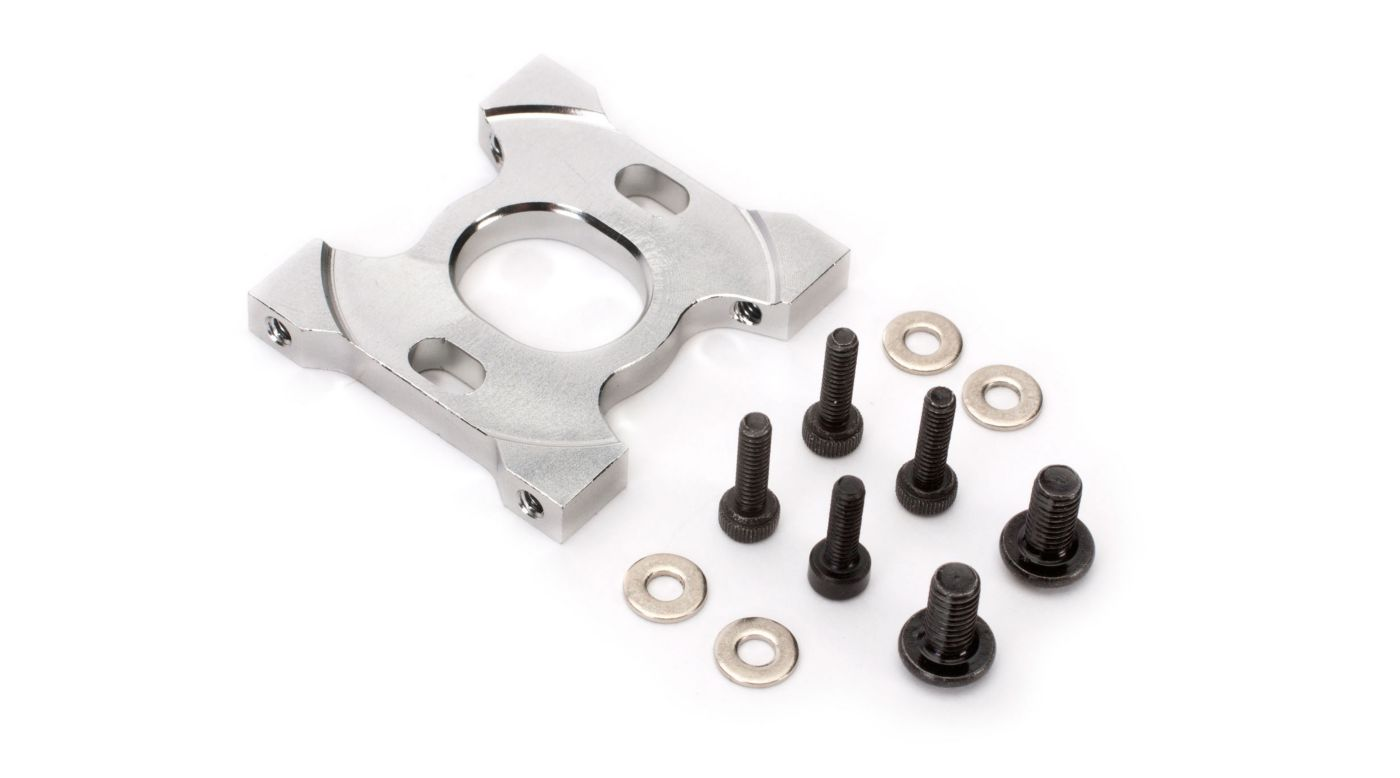 Image for Aluminum Motor Mount Set: 200 SR X from HorizonHobby