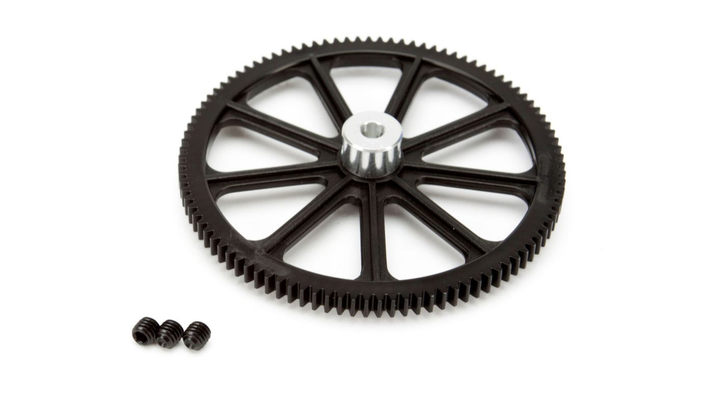 Image for Inner Shaft Main Gear with Hub and Screws: CX4 from HorizonHobby