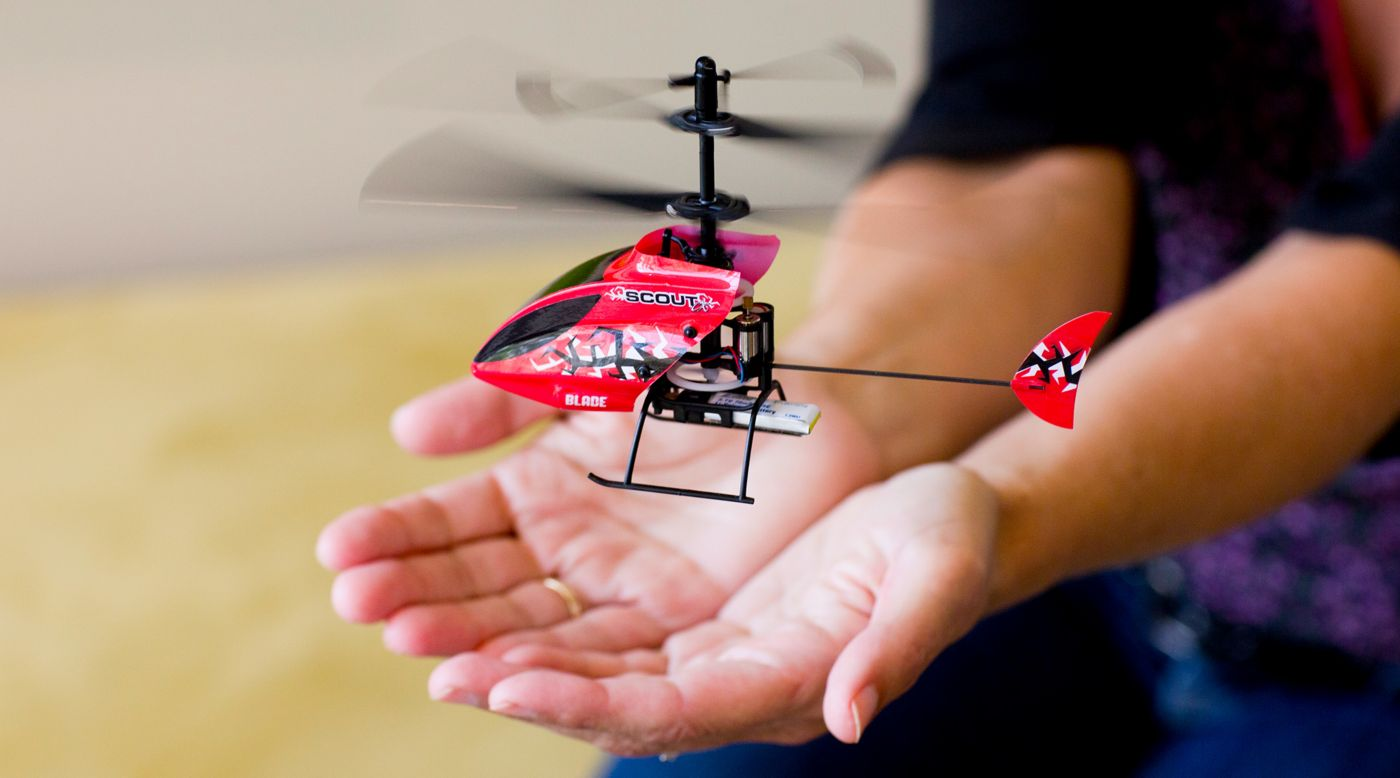 Image for Scout CX RTF 3-Channel Helicopter from HorizonHobby