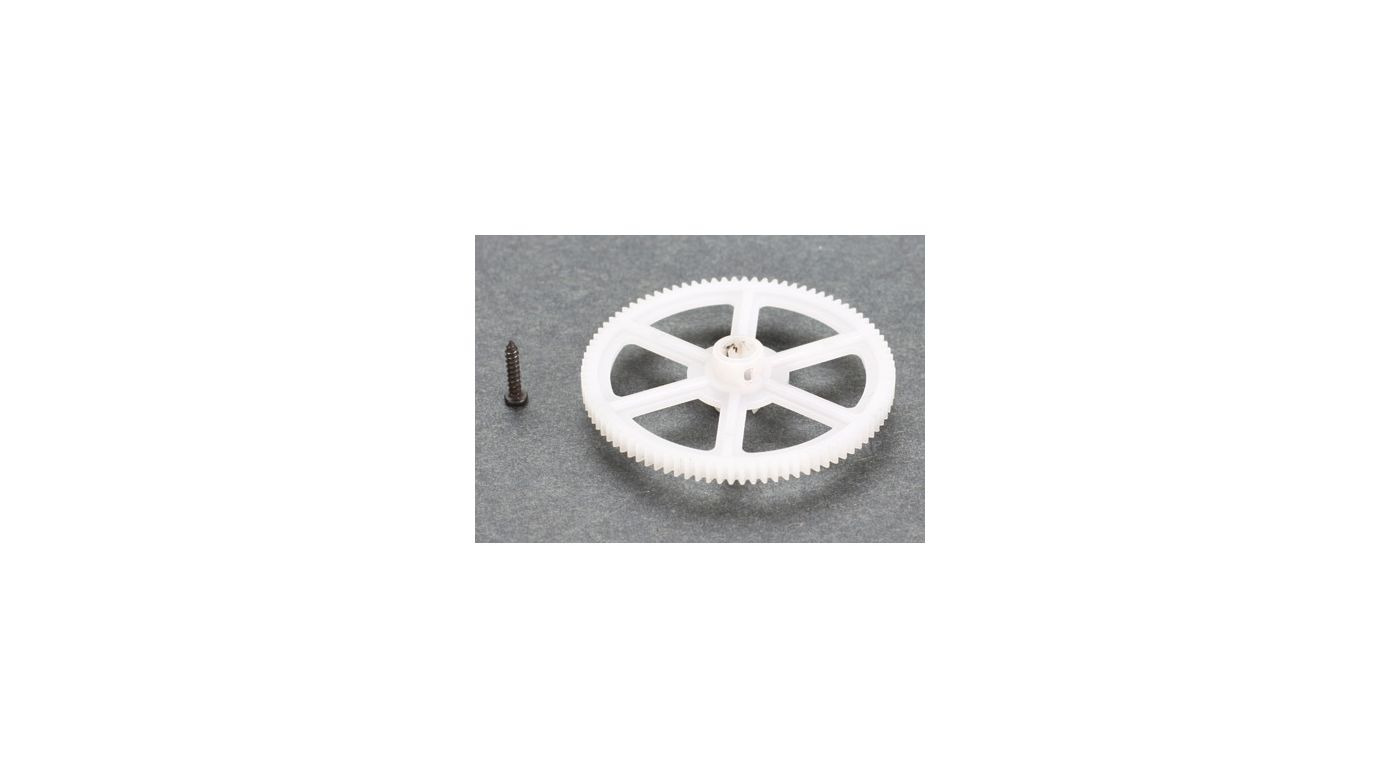 Image for Main Gear: 120SR/120 S2 from Horizon Hobby
