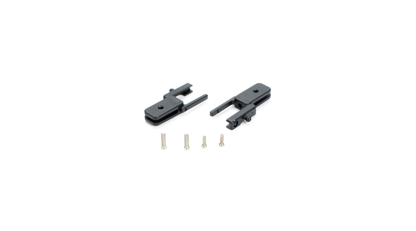 Image for Main Blade Grips with Hardware: 120SR/120 S2 from HorizonHobby