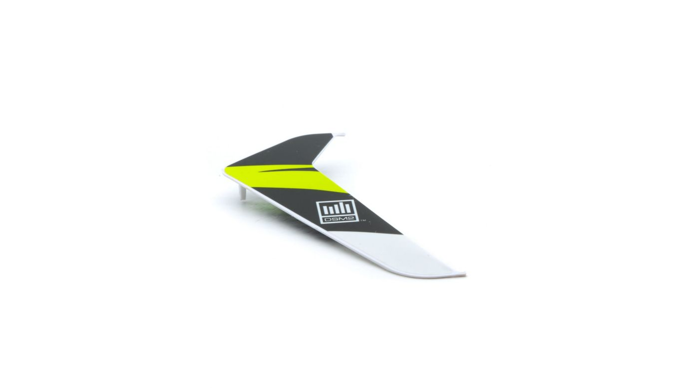 Image for Vertical Fin with Decal: 120SR from HorizonHobby