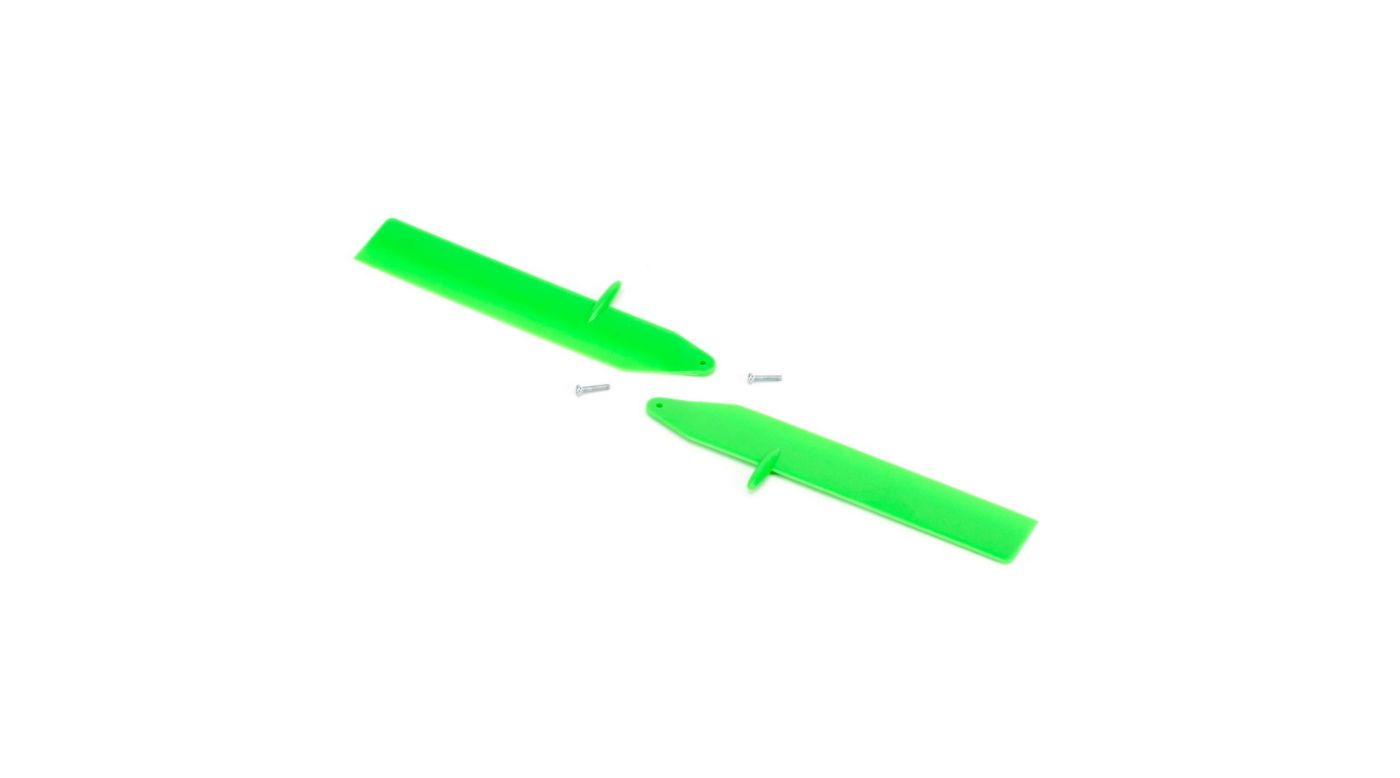 Image for Fast Flight Main Rotor Blade Set, Green: Nano CP X from HorizonHobby