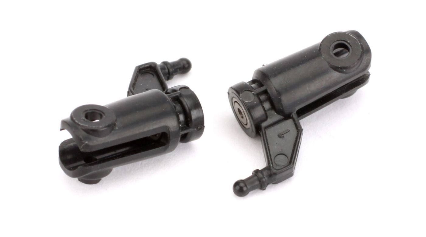 Image for Main Blade Grips with Bearings: Nano CP X from HorizonHobby