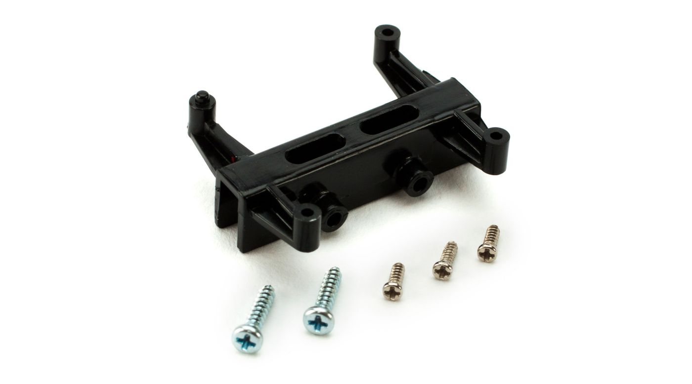 Image for Tail Servo Boom Mount: 130 X from HorizonHobby
