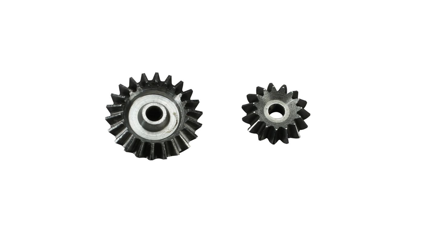 Image for Metal Rear Tail Gear Set: 130 X from HorizonHobby