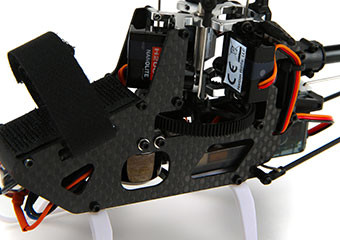 Rigid Carbon Fiber Frame