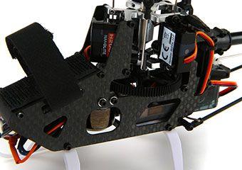 Rigid Carbon Fiber Frame