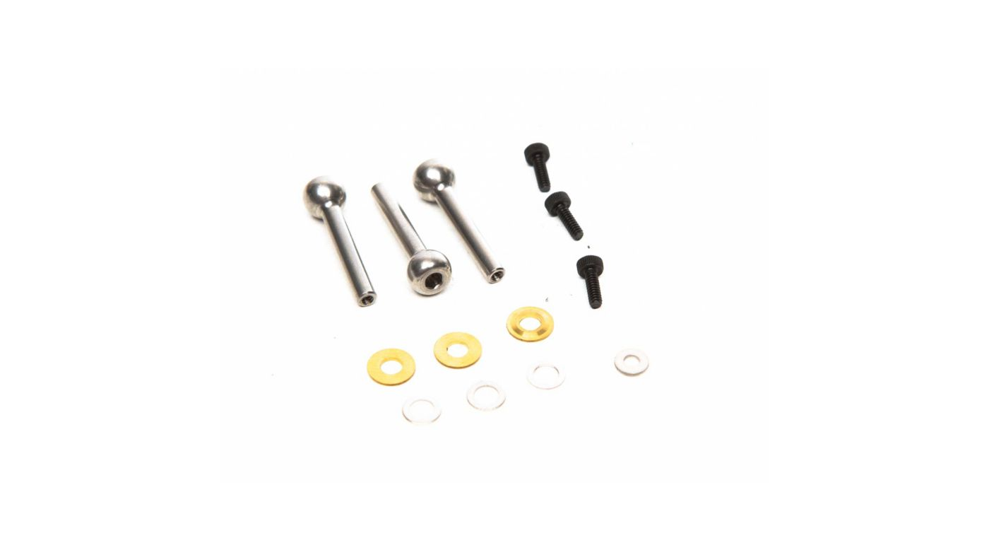 Image for Feathering Spindle Set (3)  Trio 180 CFX from HorizonHobby