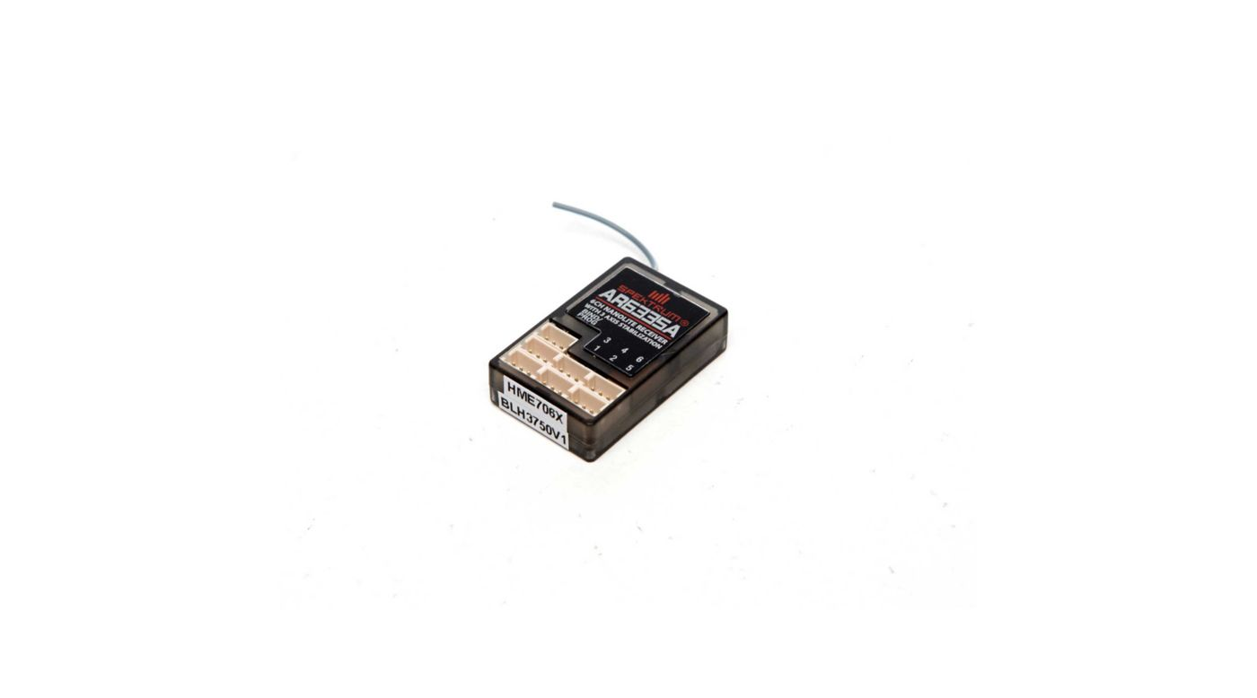 Image for Blade Replacement Receiver: Trio 180 from HorizonHobby
