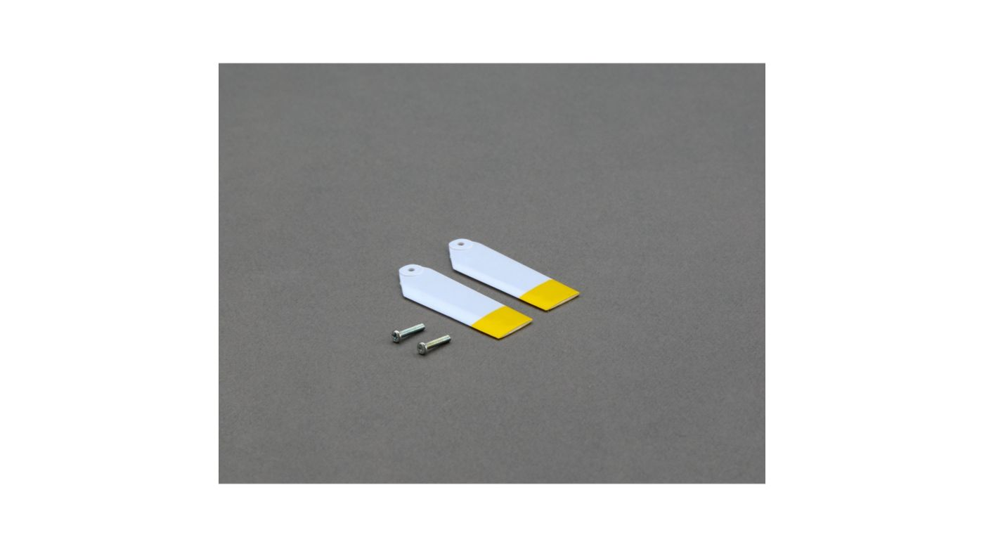 Image for Tail Rotor Blade Set: Red Bull 130 X from HorizonHobby