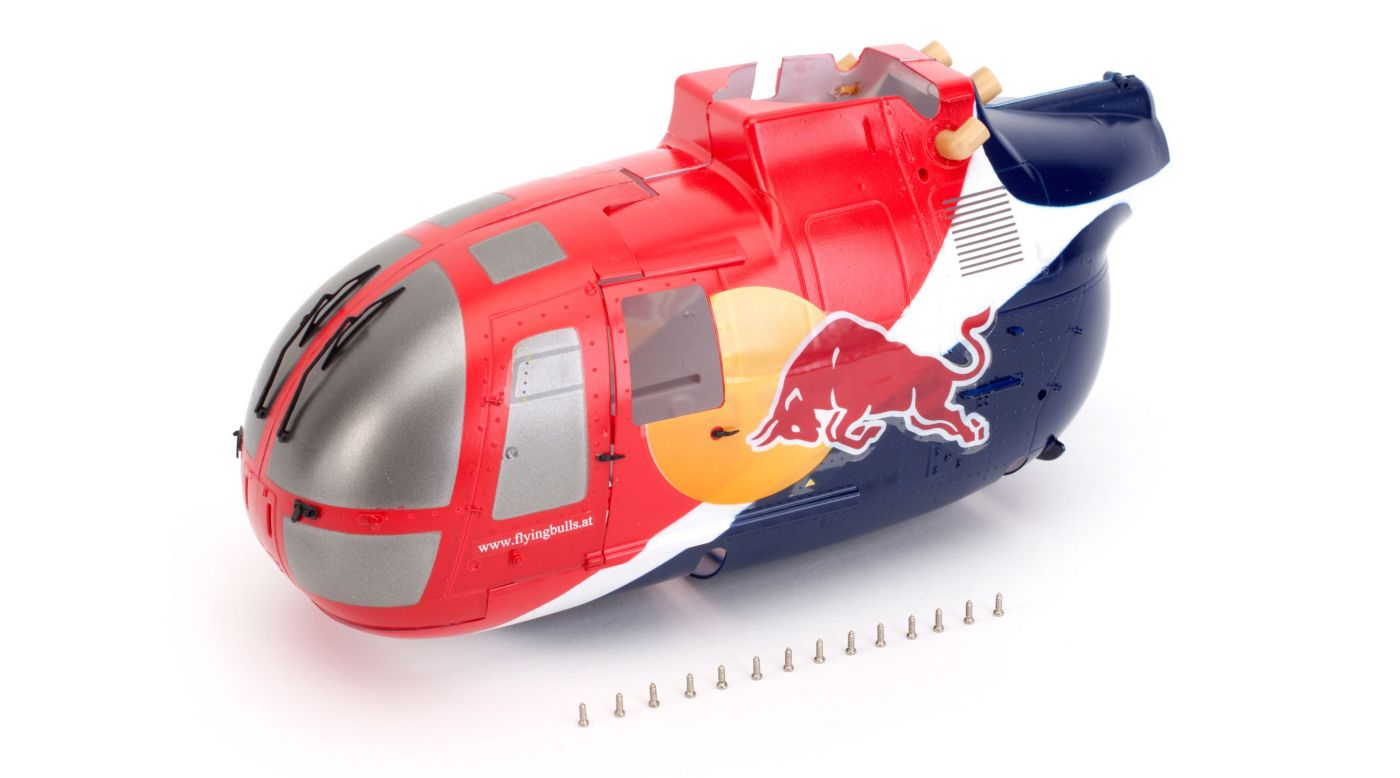 Image for Front Fuse: Red Bull 130 X from HorizonHobby