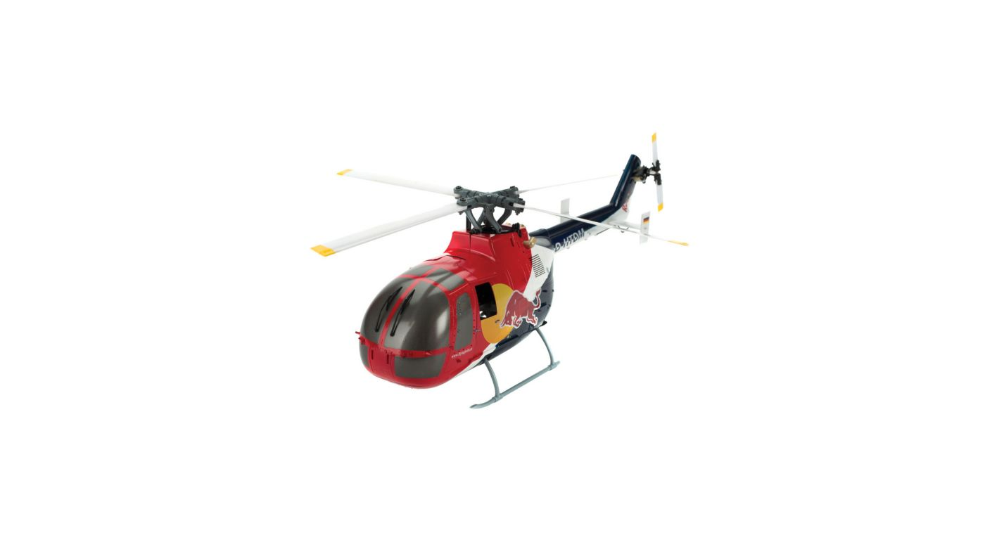 Image for Red Bull BO-105 CB 130 X BNF from HorizonHobby