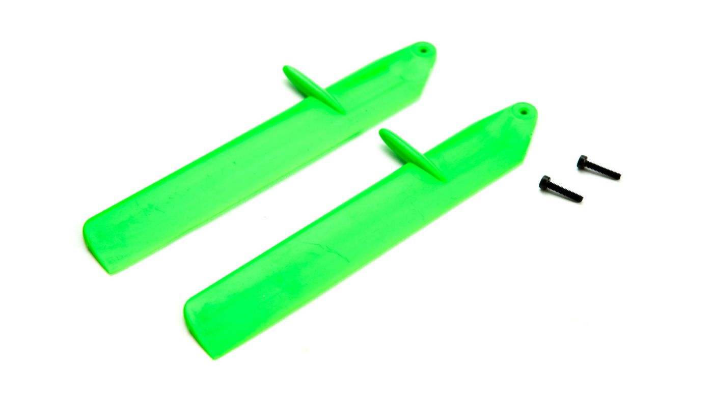 Grafik für Blade mCP X BL:  Fast Flight Hauptrotorblätterset  Grün in Horizon Hobby