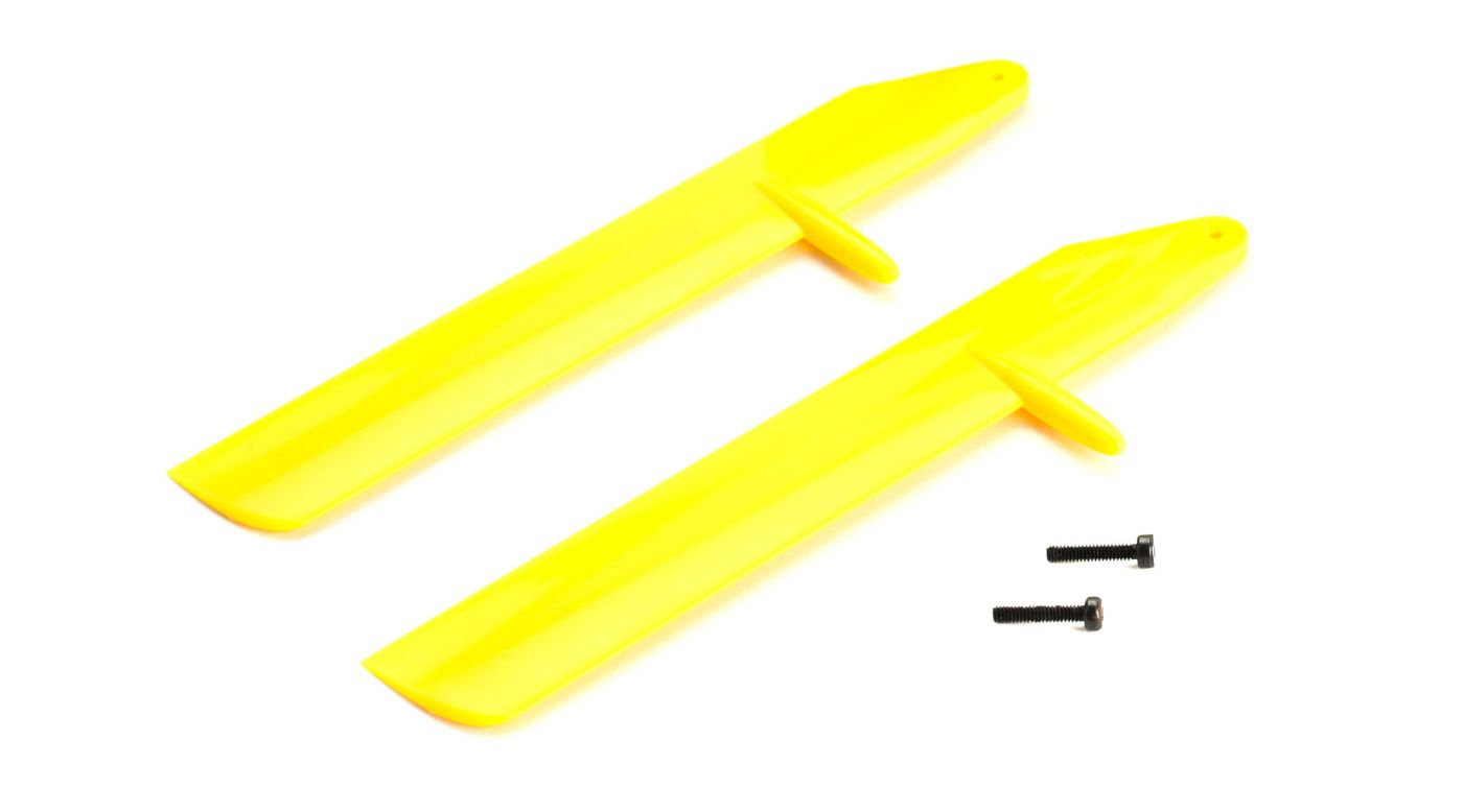 Image for Fast Flight Main Blade Set, Yellow: mCP X BL from HorizonHobby