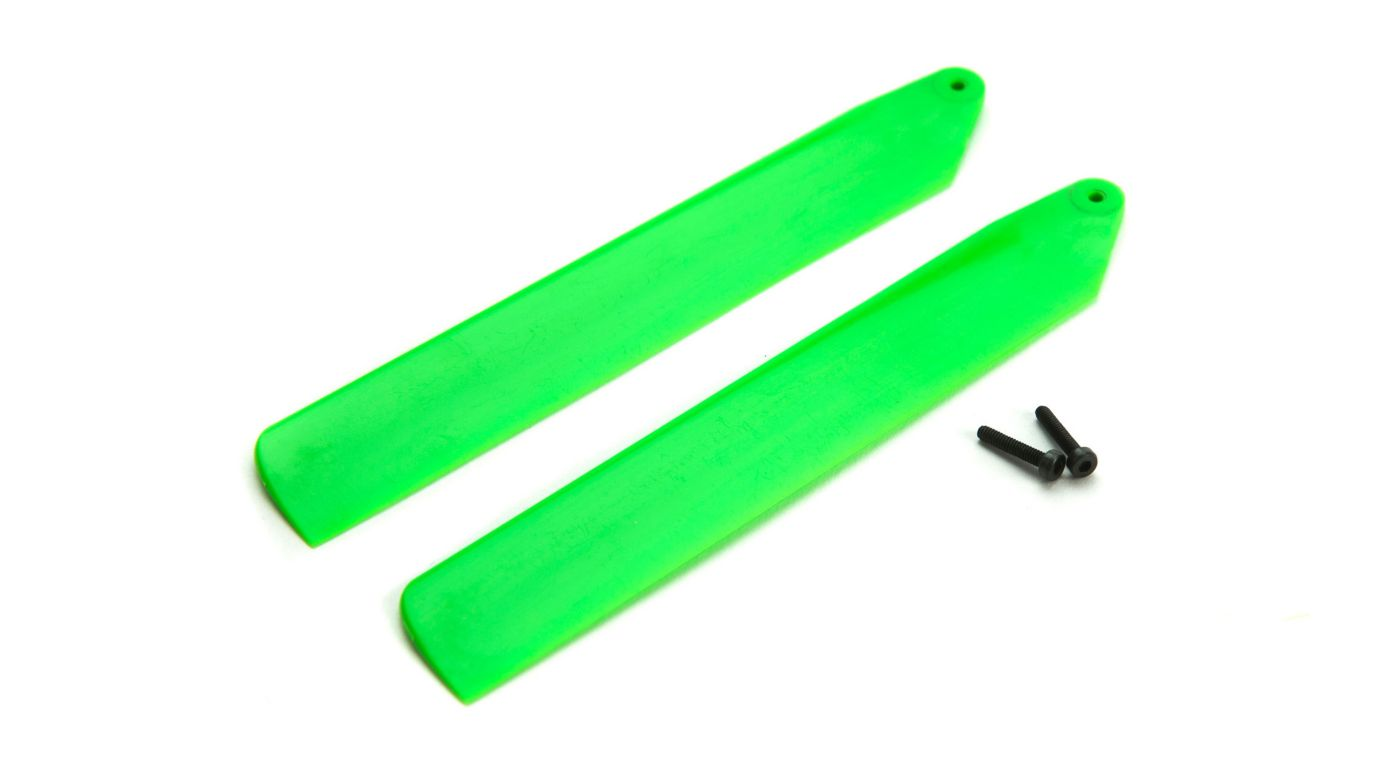 Image for Hi-Performance Main Blade Set, Green: mCP X BL from HorizonHobby