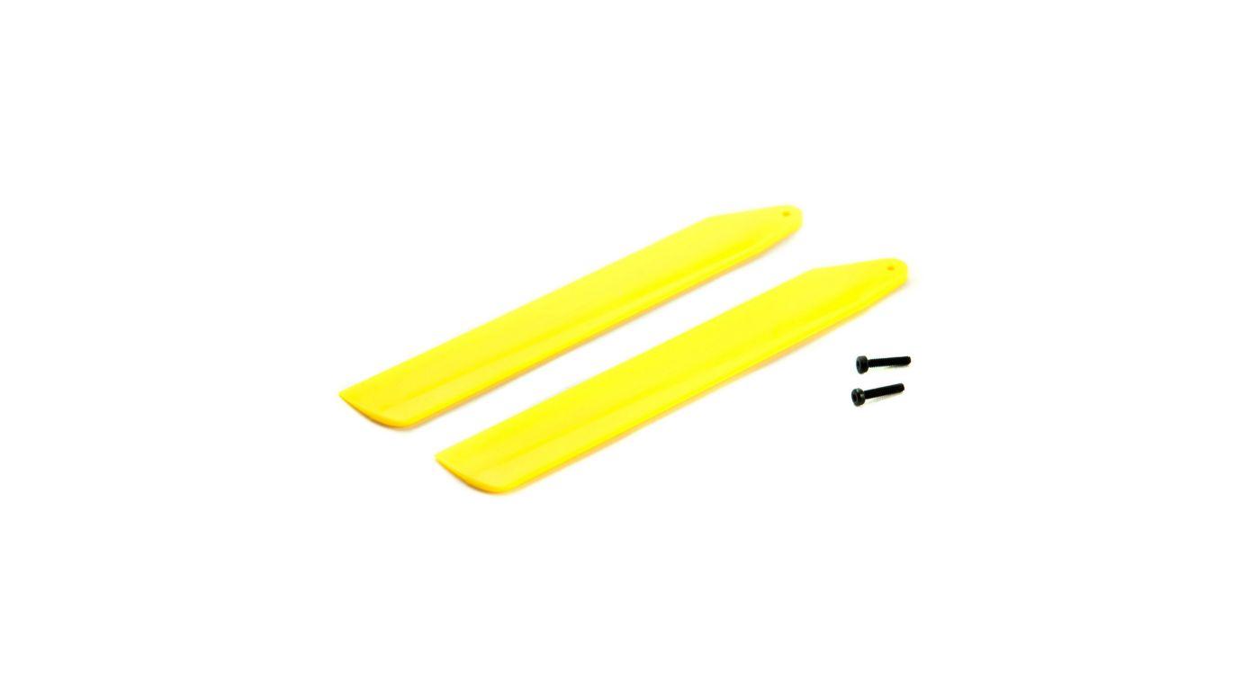 Image for Hi-Performance Main Blade Set, Yellow: mCP X BL from HorizonHobby