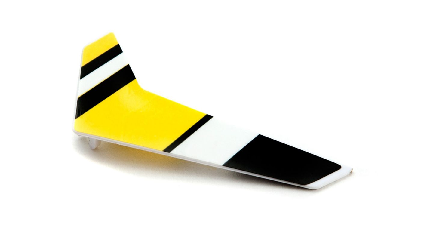 Image for Stock Tail Fin: mCP X BL from HorizonHobby