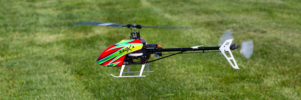 Blade 330X BNF Basic Helicopter