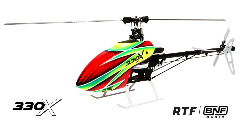 Blade 330X RTF Helicopter