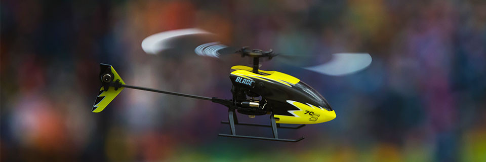 Blade 70 S RTF Helicopter