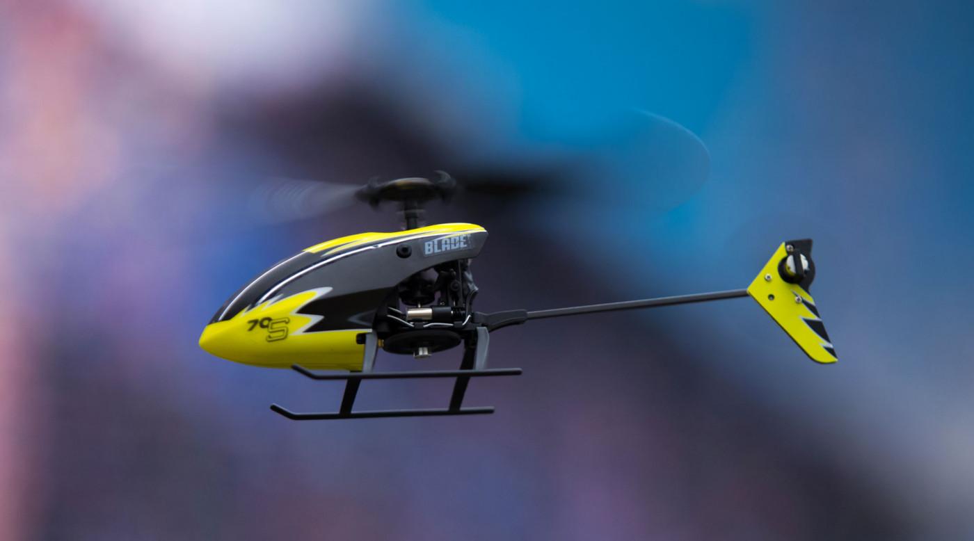 Blade 70 S RTF Ultra Micro Flybarless Beginner Helicopter