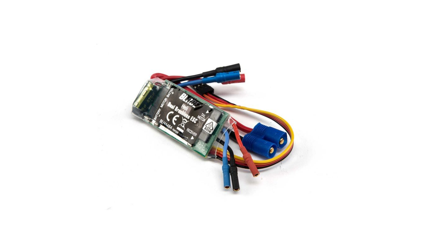 Image for Dual Brushless ESC: 250 CFX from HorizonHobby