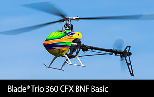 Blade Trio 360 CFX BNF Basic