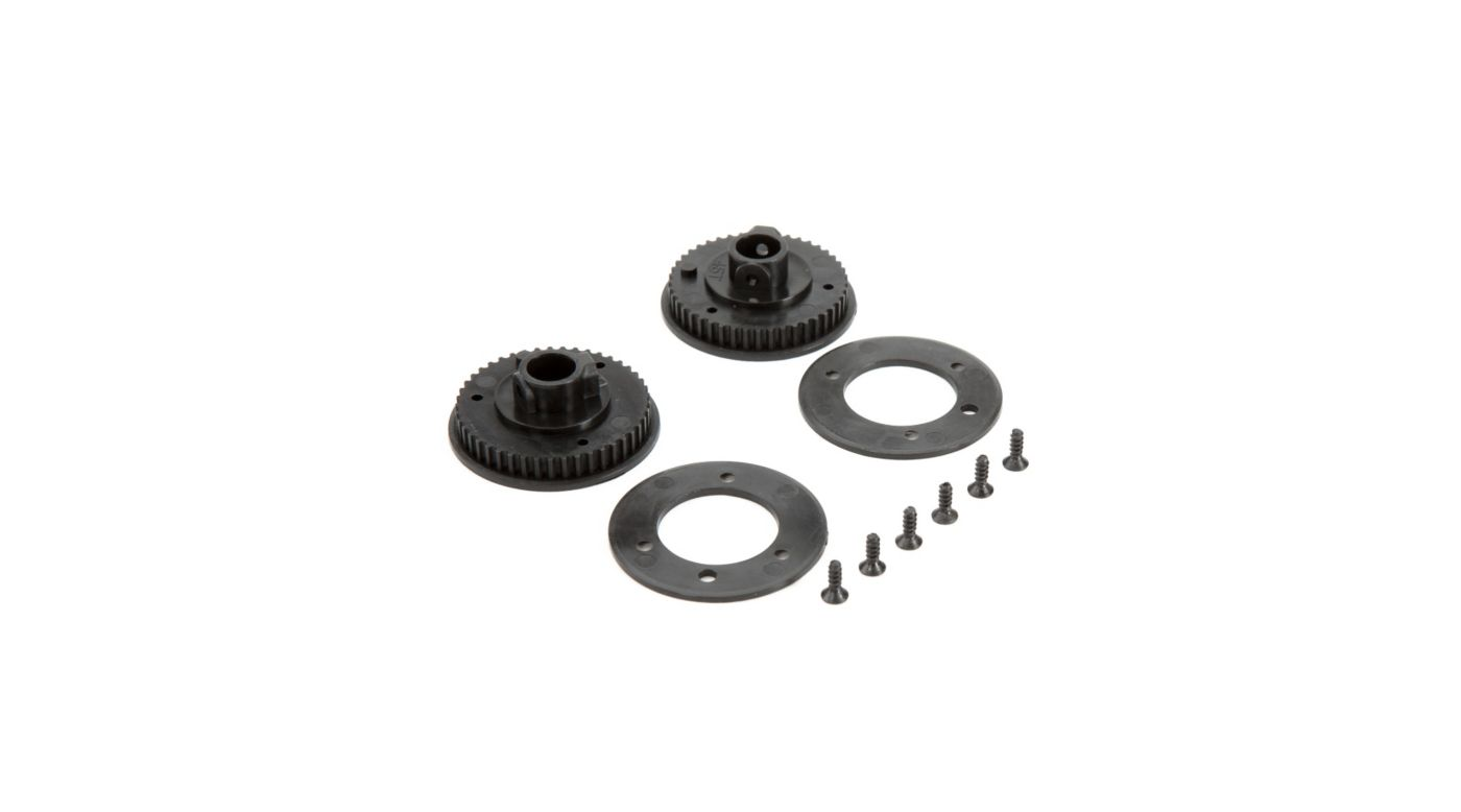 Image for Front Drive Pulley 45t: 270 CFX, Fusion 270 from HorizonHobby