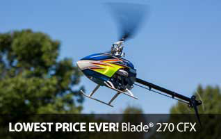Blade 270 CFX Helicopter