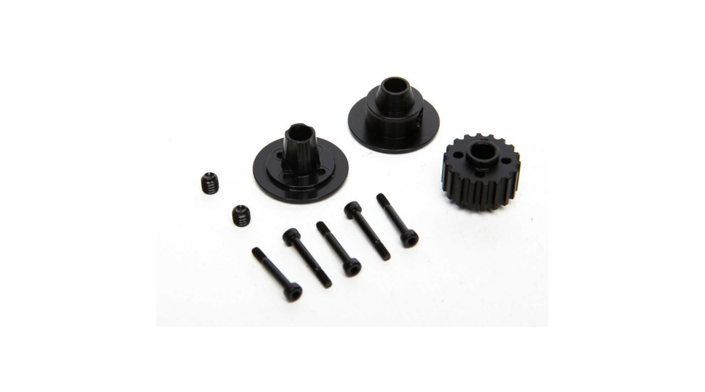 Image for Tail Pulley: Fusion 480 from HorizonHobby