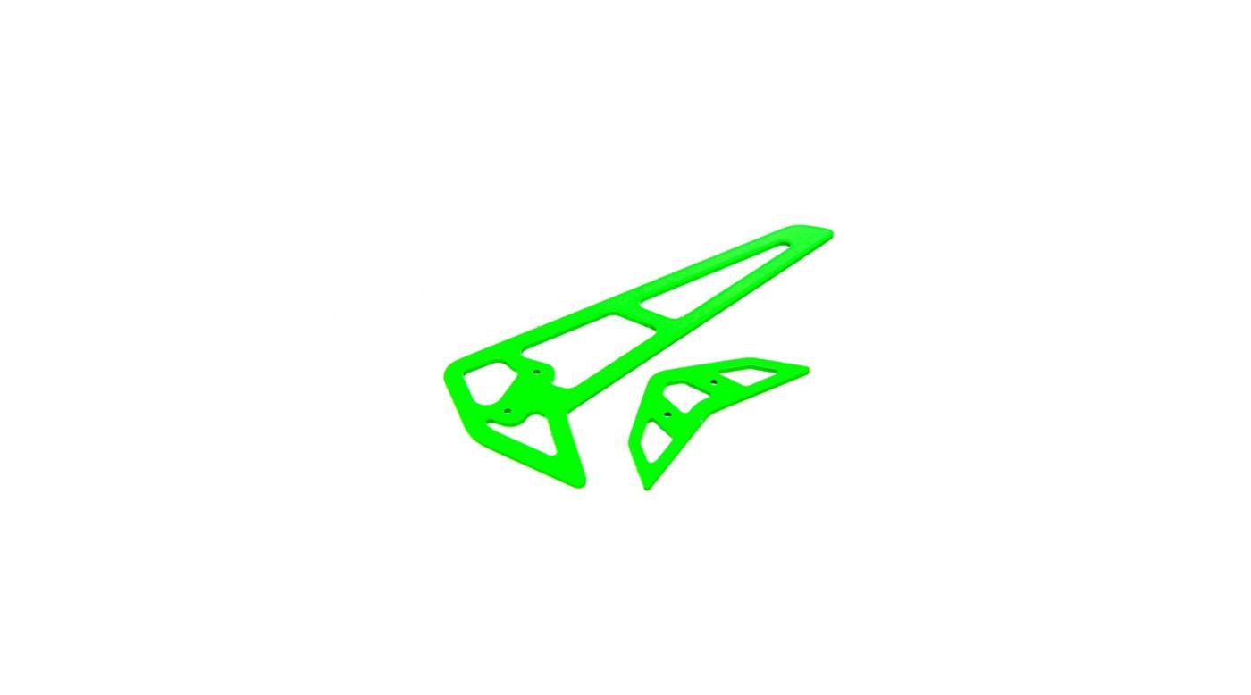 Image for Green Carbon Fiber Fins: 360 CFX from HorizonHobby