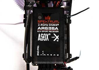Spektrum AR636A AS3X Receiver