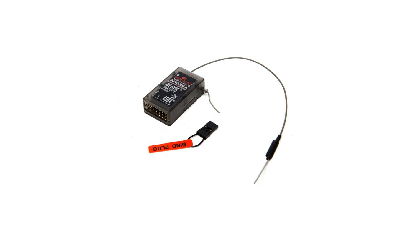 Image for Replacement Receiver: 360 CFX from HorizonHobby