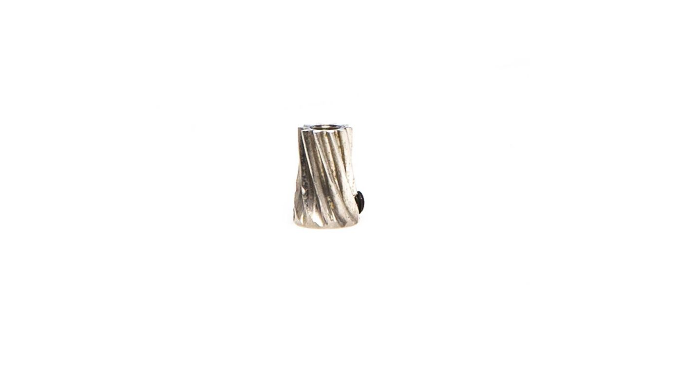 Image for 10T Helical Steel Pinion: B450, Fusion 270, 300, 360 CFX, 330X from HorizonHobby