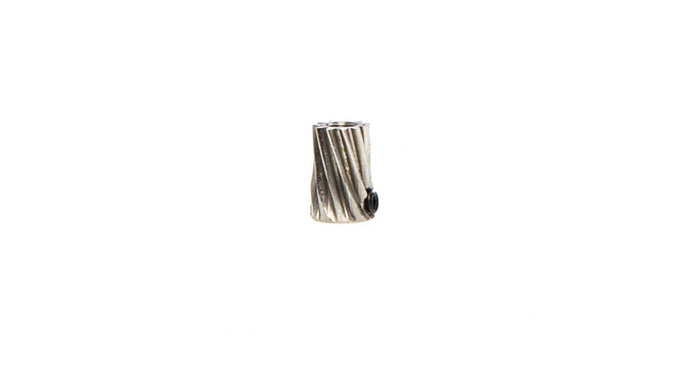 Image for 11T Helical Steel Pinion: 270, 300, 360, 450 from HorizonHobby