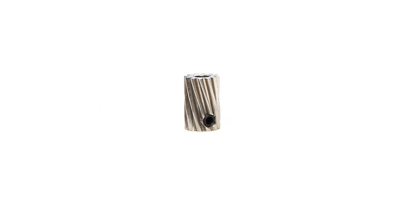 Image for 12T Helical Steel Pinion: 270, 300, 360, 450 from HorizonHobby