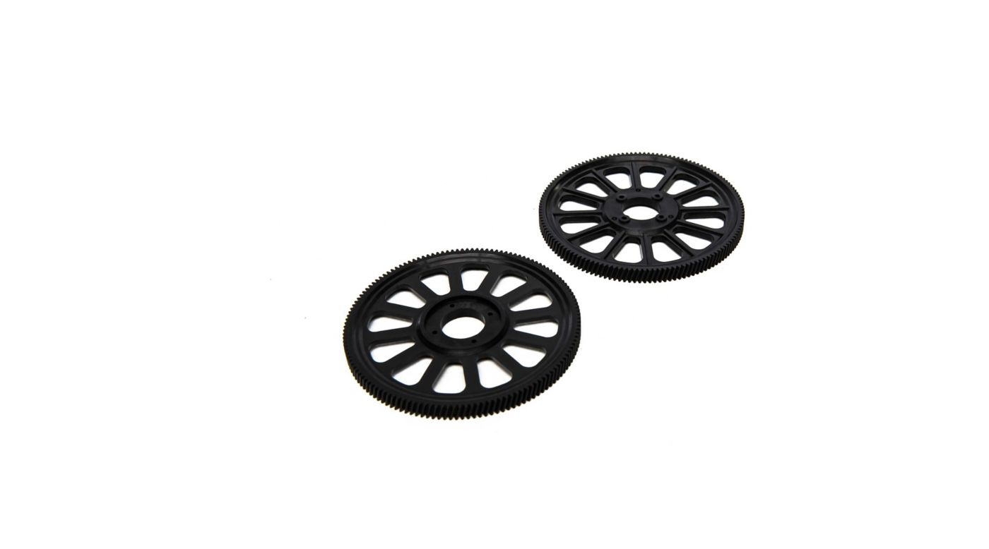 Grafik für Helical Main Gear (Black) in Horizon Hobby