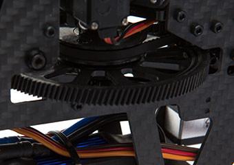 Helical Main Gear