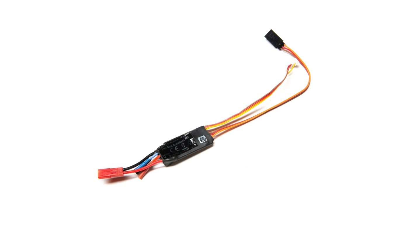 Image for Dual Brushless ESC: 150 S from HorizonHobby