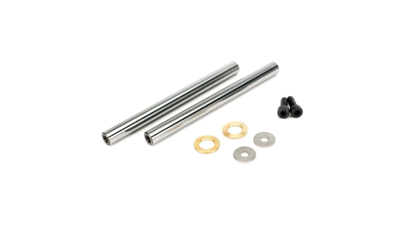 Image for Spindle Set (2): 550 X, 600 X from HorizonHobby