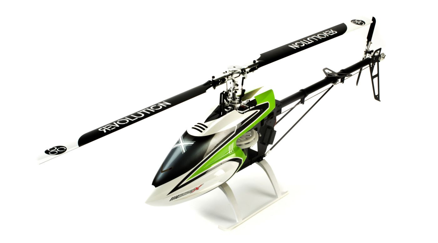 Image for 550 X Pro Series Combo from Horizon Hobby