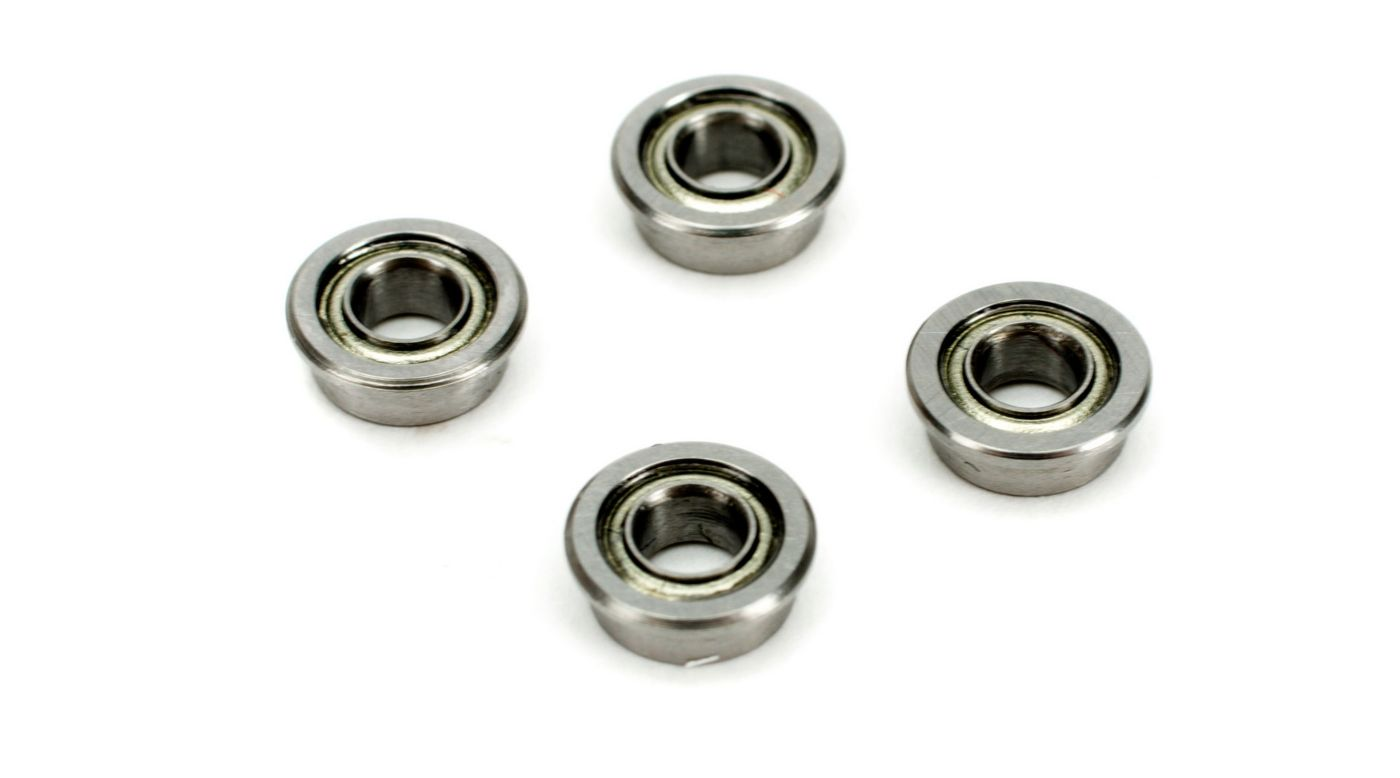 Image for 3x6x2.5mm Flanged Bearing: 550 X, 600 X from HorizonHobby