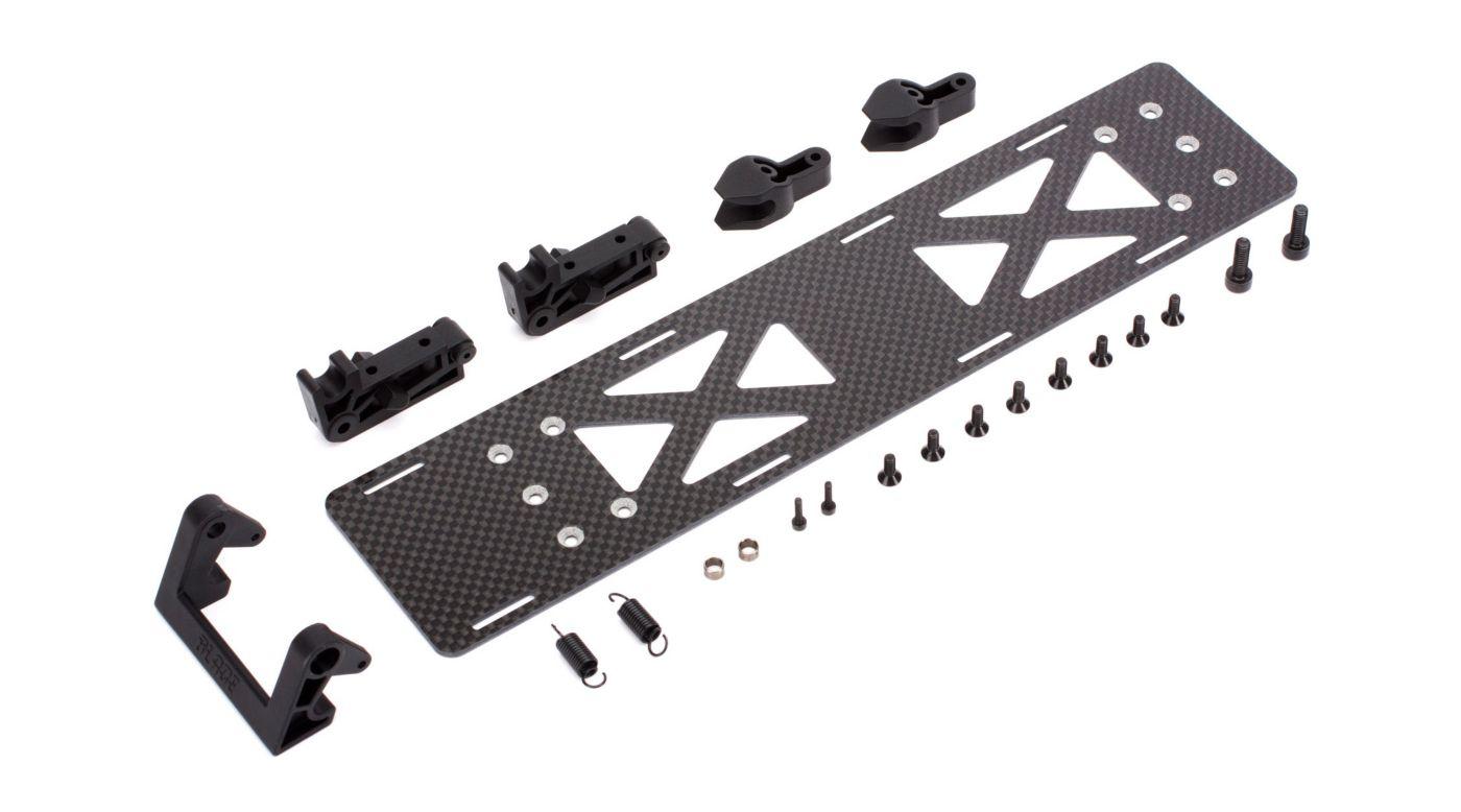 Image for Battery Tray: 700 X from HorizonHobby