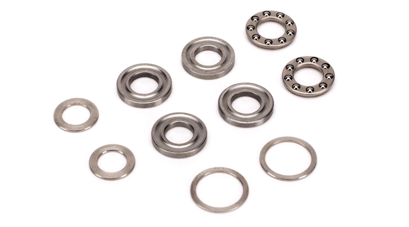 Image for 5 x 10 x 4mm Thrust Bearing from HorizonHobby