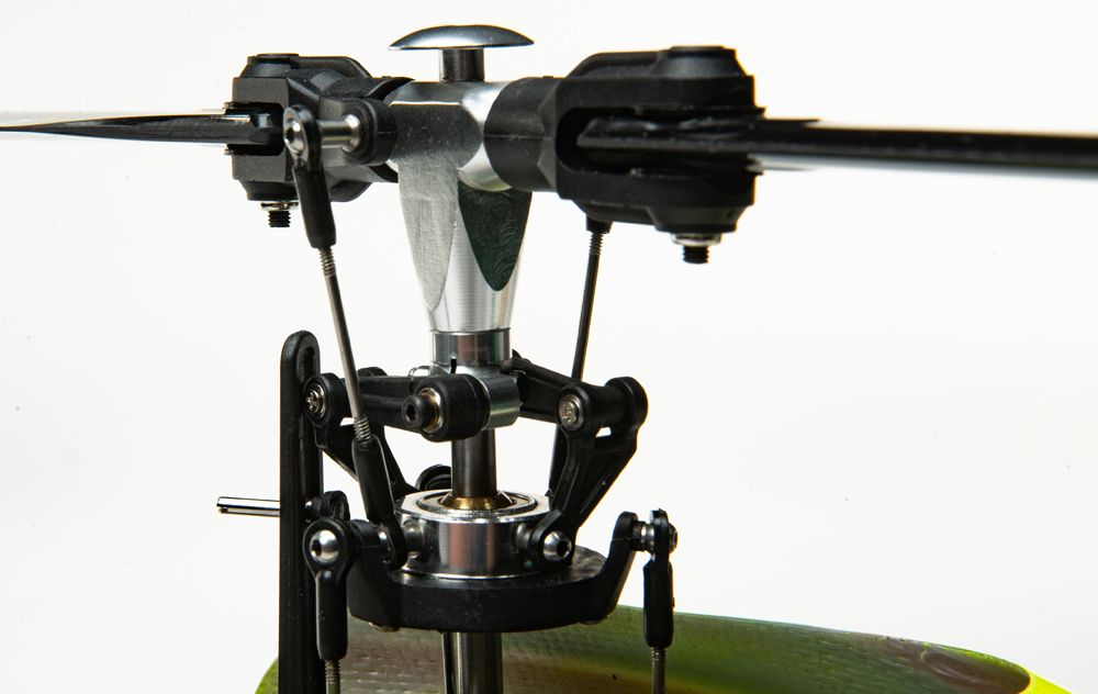 Collective Pitch Rotor System