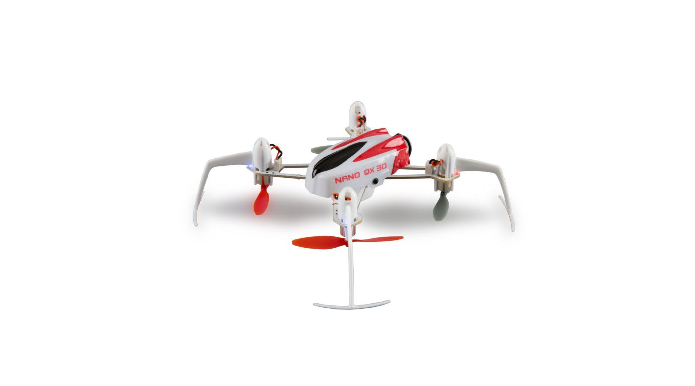 Image for Nano QX 3D RTF from HorizonHobby
