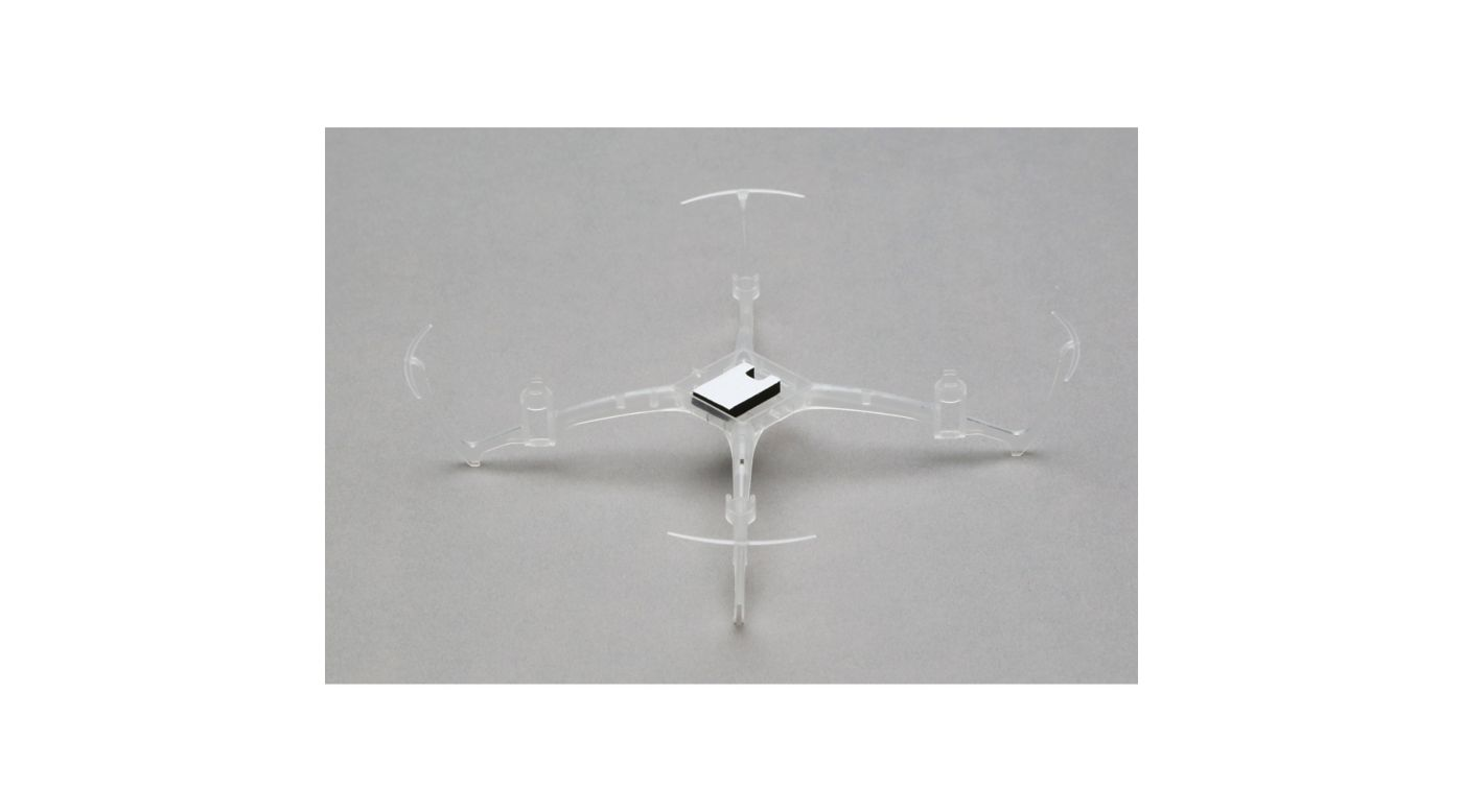 Image for Main Frame Clear: Nano QX from Horizon Hobby